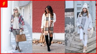 How to Wear Chic and Comfy Winter Outfits