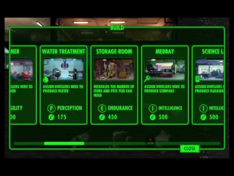Fallout Shelter #4 | Weapons Workshop!! |