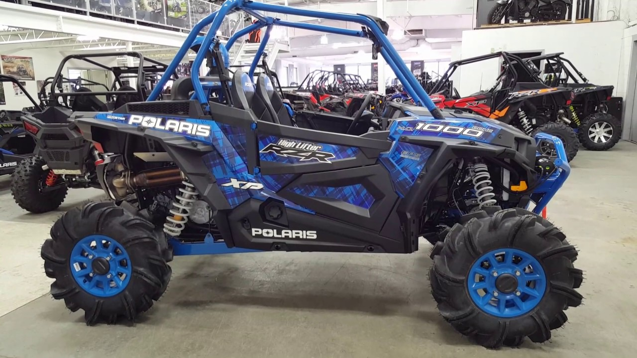 2017 Polaris Rzr Xp 1000 High Lifter Edition