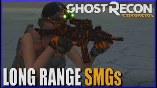 What is the DEADLIEST SMG in Ghost Recon Wildlands