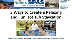 Hot Tubs Sale Apache Junction AZ, New and Used Portable Spas on Sale