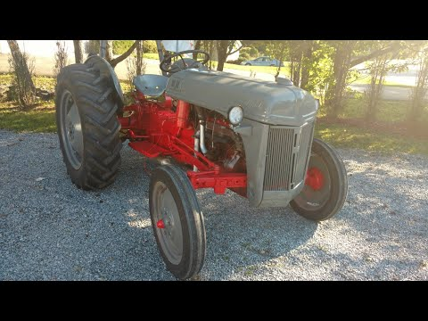 1946 2n with vertical exhaust youtube
