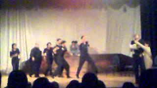 مسرحية كباريه - مشهد الورثة