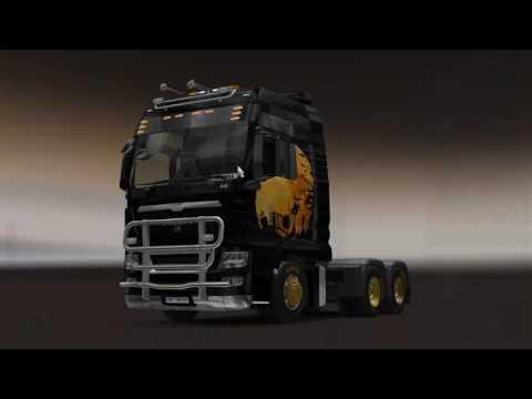 Euro Truck Simulator 2 - Vive la France !  DLC - primeiras impressões, Limoges - Paris