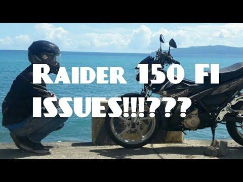 Honest Suzuki Raider 150 FI issues!!!