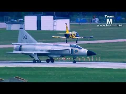 FIGHTER PLANES Swedish Air Force