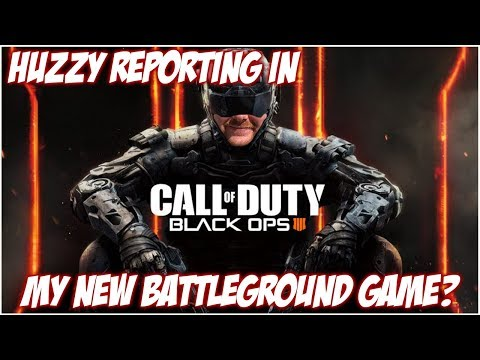 HUZZY REPORTING IN! The Best BR For Me? | Call Of Duty Blackout