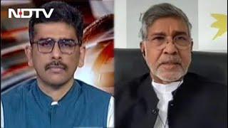 'Children Hardest Hit In Any Pandemic': Kailash Satyarthi To NDTV