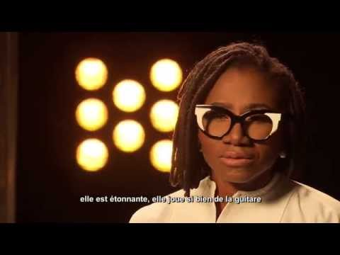 Asa - Le Ring - Interview