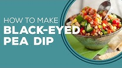 Blast from the Past - Paula Deen's Black-Eyed Pea Dip