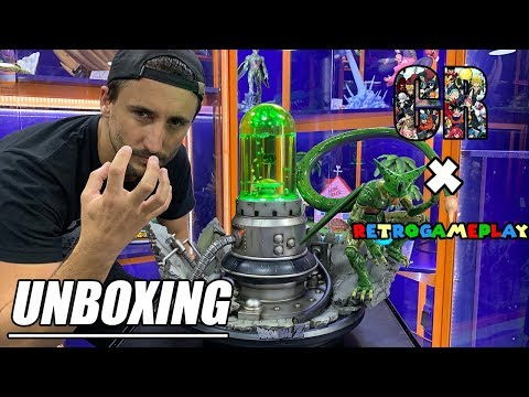 N•16 Unboxing / Review First Form Cell Laboratory By B-SIX Studio Feat RETROGAMEPLAY