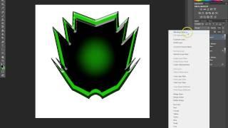 [Roblox] Making a Group Logo PhotoshopCS6
