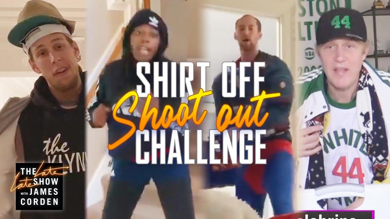 #ShirtOffShootOut Superstar Supercut