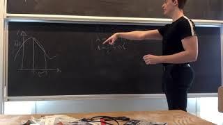 Mathias' udledning af formlen for trapezsum