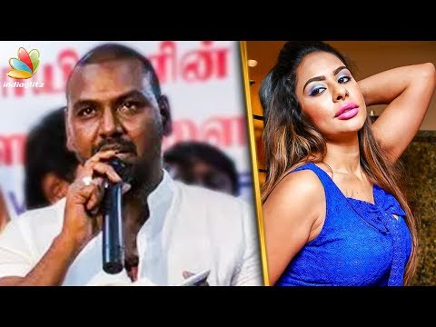 Raghava Lawrence Directly Challenges Sri Reddy   Casting Couch   Hot News