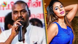 Raghava Lawrence Directly Challenges Sri Reddy | Casting Couch | Hot News