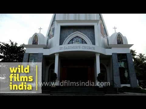 St. Casimir's Church, Kollam, Kerala