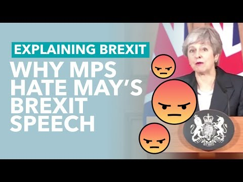 Why MPs Hate May's Brexit Statement - Brexit Explained