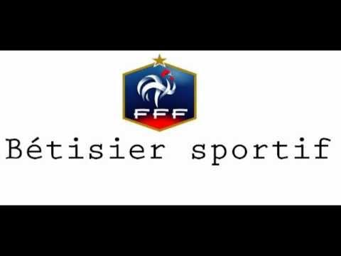 Bêtisier Sportif des équipes de France !