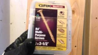 Wood Power Rack Support Beam Build