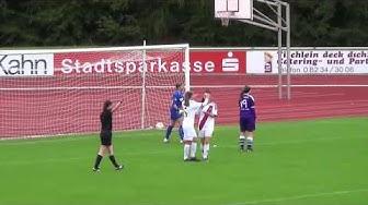 Frauen Regionalliga Süd: TSV Schwaben Augsburg - 1. FC Nürnberg