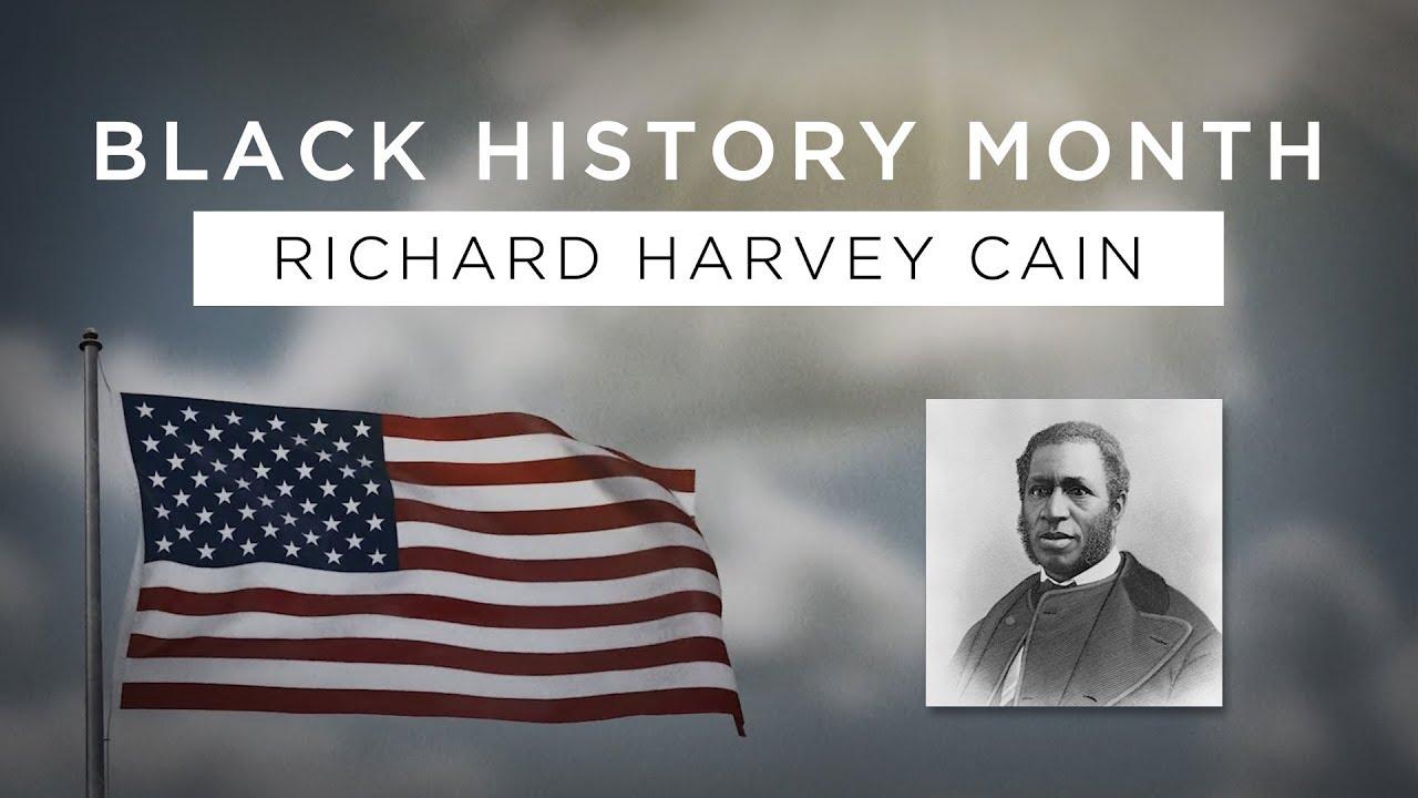 19b9123c2dd Richard Harvey Cain