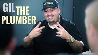 Gil the Plumber WRECKS Opponent with Q2 ♠ Live at the Bike!