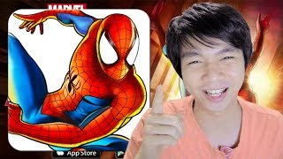 Welcome To  The Avengers Spidy - Spiderman Unlimited - IOS Android Gameplay