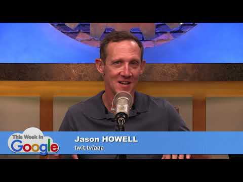 Google's Fishal Recognition - This Week in Google 549