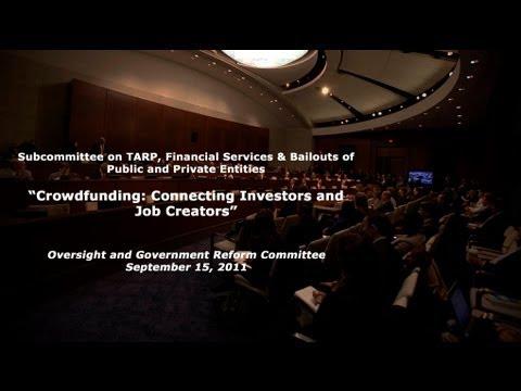 """Crowdfunding: Connecting Investors and Job Creators"""