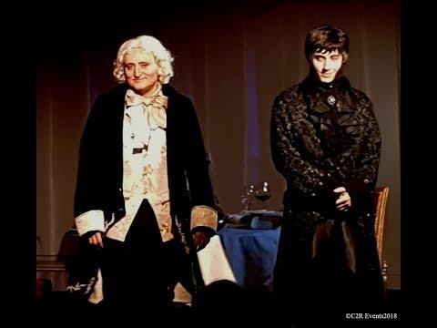 Le Souper Daniel et William Mesguich