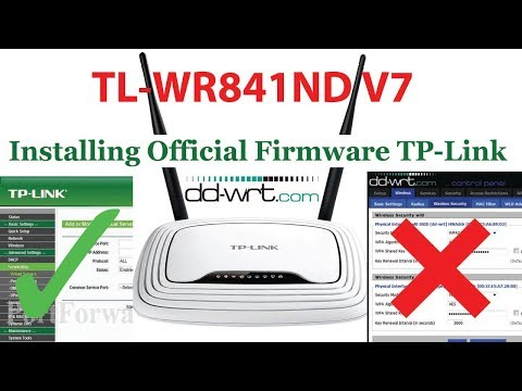 TP-LINK TL-WR841ND V7 ROUTER DRIVERS FOR PC
