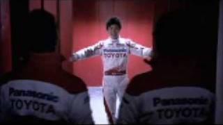 Toyota New TF109 Race Car Videos