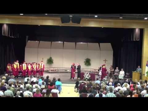 2014 Full Graduation Commencement Oak Grove Lutheran School