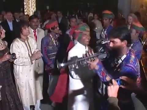 kawa brass band with zakir hussain... hameed kawa...+919829011027
