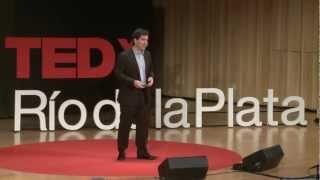 Cinco por ciento | Andy Freire | TEDxRiodelaPlata