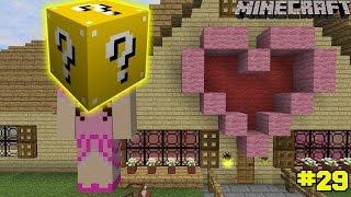 Minecraft LUCKY BLOCK HEADS CHALLENGE EPS7 29
