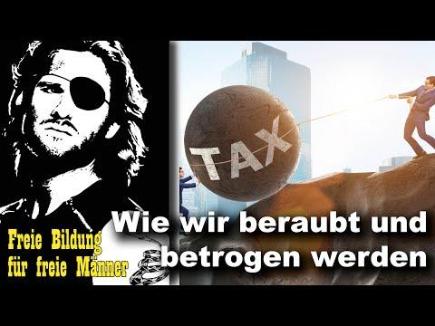 Steuerzahlergedenktag und Inflation (Freie Bildung für freie Männer 14)