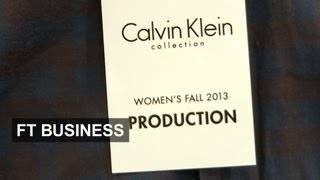 Calvin Klein: a global lifestyle brand powers on