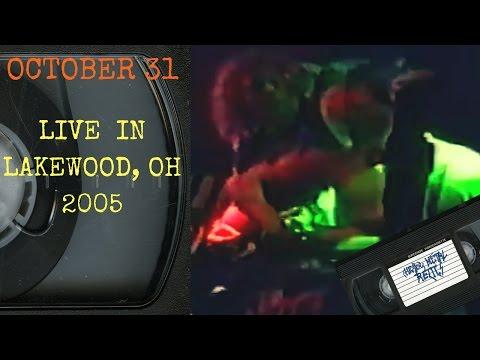 October 31 Live in Lakewood OH November 19 2005 FULL CONCERT