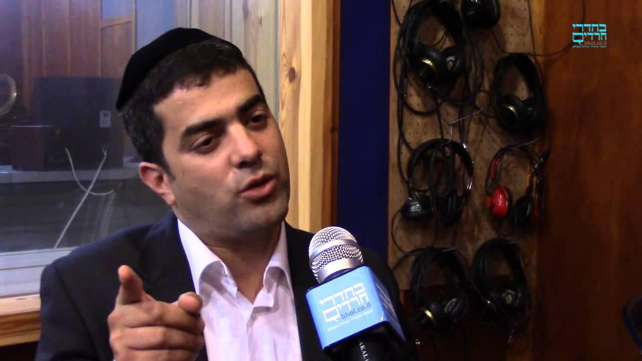 אלי הרצליך בריאיון לבחדרי חרדים על האלבום חתן דומה למלך Eli Herzlich Interview On Bechadrey Charedim