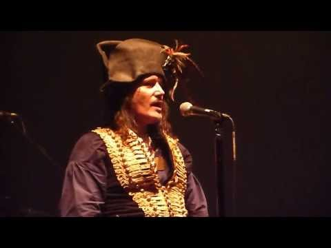 Adam Ant - Wonderful - The Roundhouse, London - 11th May 2013