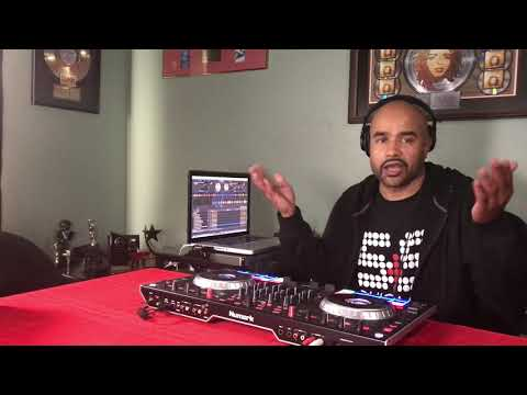 """GRAMMY® Nominated DJ Steve """"Silk"""" Hurley """"Remixes Live"""" on the new NS6ii"""