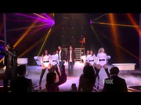 50 Cent - In Da Club - The X Factor USA   Final Show