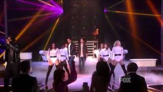 50 Cent - In Da Club - The X Factor USA 2011 (Live Final Show)