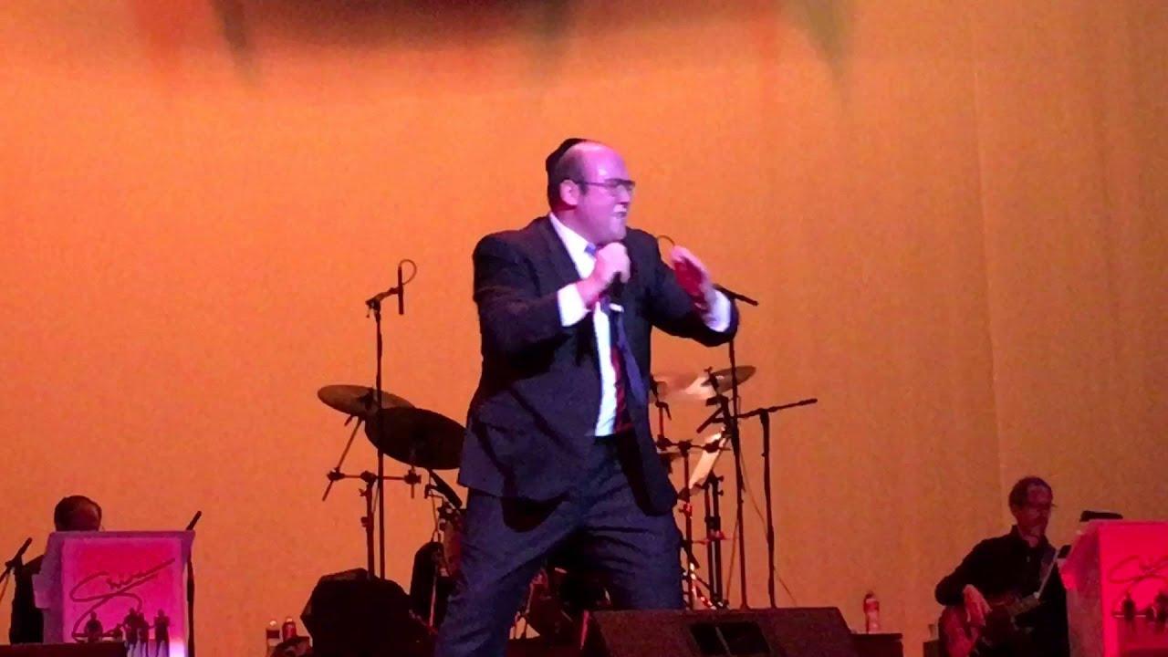 NACHAS - Tzur Yisrael - Live in concert