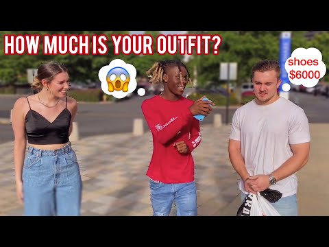How Much Is Your Outfit? 💰 Atlanta Mall Edition | Public Interview