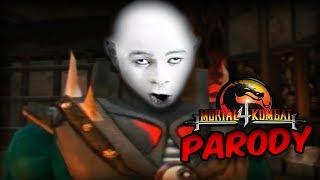 Mortal Kombat 4 IN THE HOOD