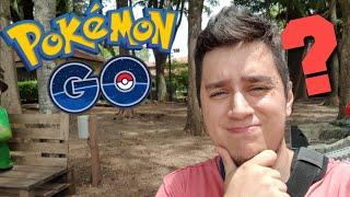 VOCÊS DECIDEM O QUE FAÇO NA GAMEPLAY! -Pokémon Go | Completando a 4ª Geração (Parte 2)
