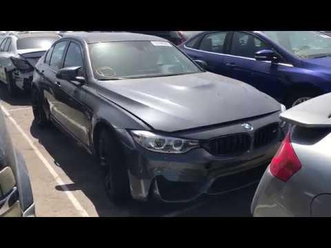 видео: Кому bmw m3 2017 по цене Ланоса? /// Авто из США copart